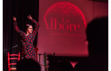 A1- Espectáculo de Flamenco 16/10/20